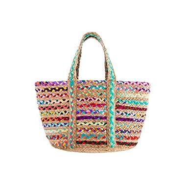 Shiraleah Mirabel Tote Bag, Multi