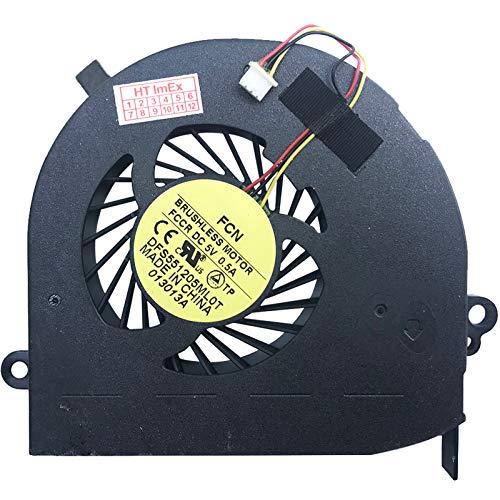 Lüfter Kühler Fan Cooler kompatibel für Toshiba Satellite C70D-A-11C, C70D-A-10J, C70D-A-11N, C70D-A-11D, C70D-A-10K, C70D-A-11P, C70D-A-11E, C70D-A-10U, C70D-A-11R, C70D-C-11H, C70D-C-12X