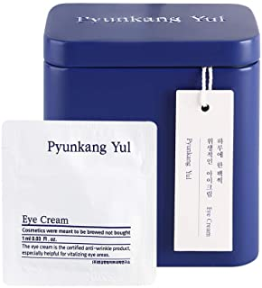 PYUNKANG YUL Eye Cream - Deep Nourishing Eye Moisturizer Cream - Healthy Ingredients Extracted from Shea Butter, Saponin, ...