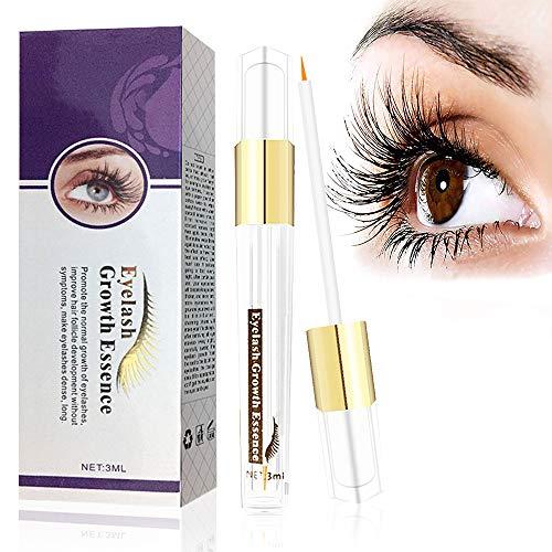 Superlative Lash Wimpernserum, hormonfreies Premium Wimpernserum und Augenbrauen Serum ür ein stärkeres Wimpernwachstum, Wimpern Booster 3 ml