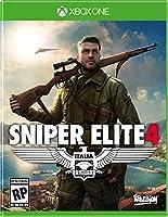 Sniper Elite 4 Xbox One Game