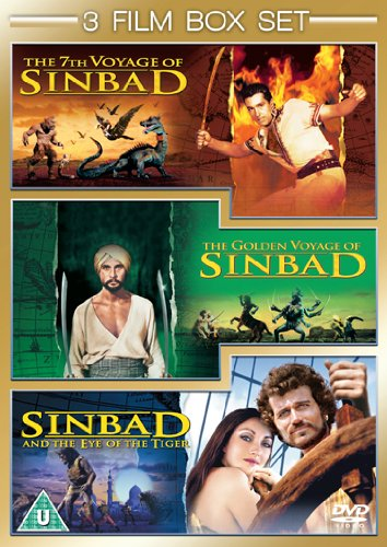 Sinbad 1-3 [3 DVDs] [UK Import]
