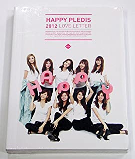 AFTER SCHOOL NU'EST - Happy PLEDIS 2012: LOVE LETTER [CD + Photo Booklet + Extra Gift Photo]
