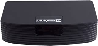 Digiquest DGQ700 HD T2 HEVC - Decoder Digitale Terrestre con Funzione PLAY