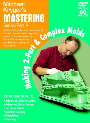 Mastering Mold Making Part-2 Two-Part and Complex Molds