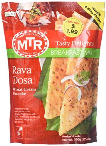 MTR Rava Dosa (Wheat cream pan cake…