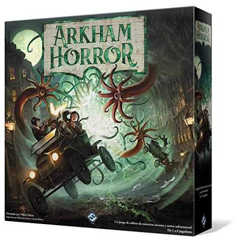 Fantasy Flight - Arkham Horror 3ª Edición - Español (AHB01ES)