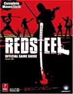 Red Steel - Prima Official Game Guide de Prima Games