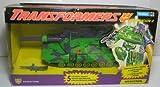 Transformers Generation 2 G2 Decepticon Leader Megatron Tank Action Figure (Euro Box Vintage 1993 Release)