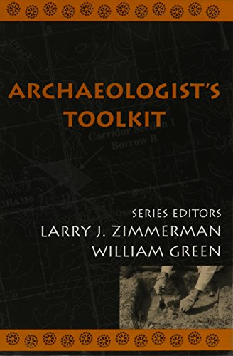 Archaeologist's Toolkit (Complete 7 Book Set, Volumes 1 - 7)