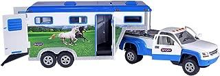 Breyer Stablemates Truck & Gooseneck Trailer (1: 32 Scale), Multicolor