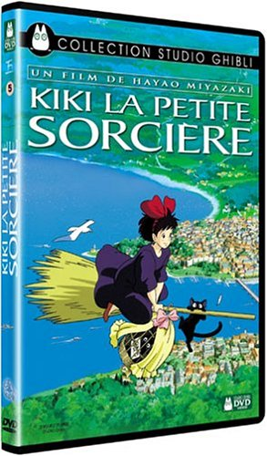 DVD Kiki la petite sorcière