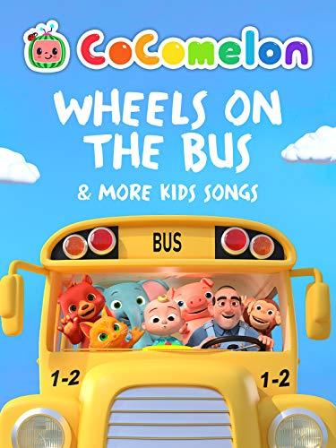 Wheels on the Bus & More Kids Songs - CoComelon