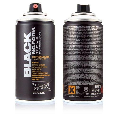 Montana Black 150 ml - Blanc - SIX Pack