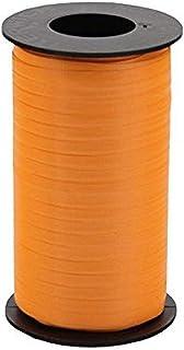 "Berwick Offray Tropical Orange Splendorette, 3/16"" x 350 yd"