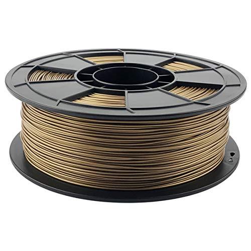 3D Filament PLA 1,75mm 1kg netto in verschiedenen Farben (Kupfer)