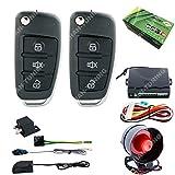 akhan AKH66164149 100A68 - Kit de conversión de Alarma (Incluye 2 mandos a Distancia para Todos los Cierres centralizados de 12 V)