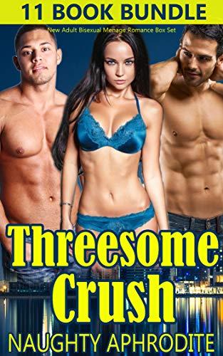 Threesome Crush - Bisexual Romance Collection (English Edition)