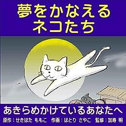[せきはた ももこ, はとり さやこ, 加寿 明]の夢をかなえるネコたち: ~あきらめかけているあなたへ~