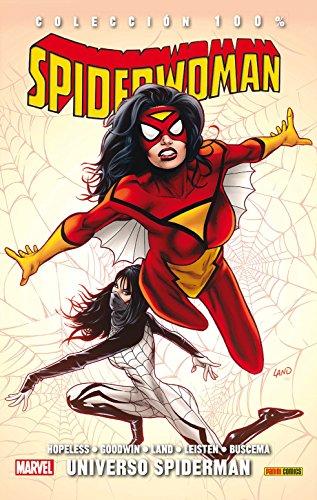 Spiderwoman 1. Universo Spiderman (COLECCIÓN 100% MARVEL)