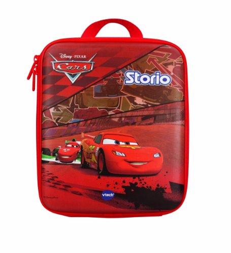 Vtech - 200979 - Sac à Dos Storio - Disney Cars, Rouge, Taille unique - Version FR