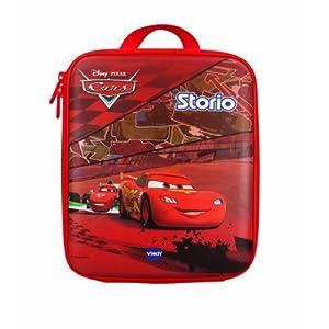 517RIvp5G7L. SS300  - VTech - Mochila para Storio, diseño Cars (3480-200979)