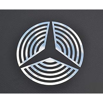 pour Mercedes Actros MP4 d/écorations de r/étroviseur inox super poli 2 pi/èces
