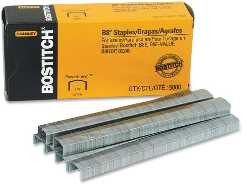 Bostitch B8 powercrown Premium Heftklammern, 0,6 cm cm cm Bein, full-strip (stcr21151 4) B000GATV1I   Neuheit  f8ffb6