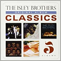 Original Album Classics [5 CDs] (US ARTWORK) by Isley Brothers (2013-05-03)
