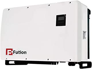 BESTSUN Home and RV 5KW Solar Power System All in ONE Renewable Energy Storage Powerwall 7.68kwh LiFePo4 Lithium Battery Include 5KW Hybrid Solar Power Inverter (LiFePO4, 7680Wh 5KW Powerwall)