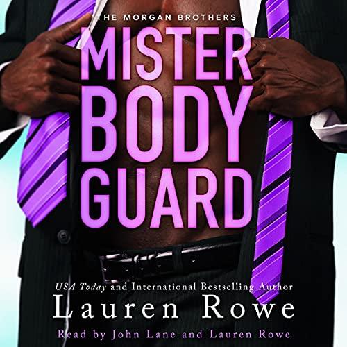 Mister Bodyguard cover art