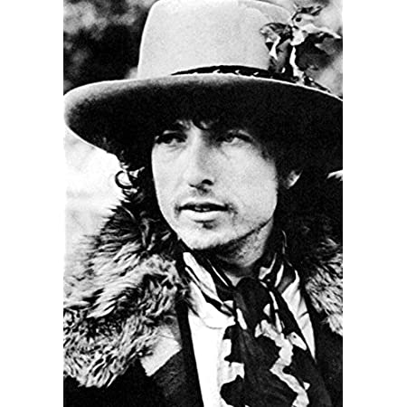 Rolling Thunder Revue A Bob Dylan Story Art Silk Canvas Poster Print 24x36 inch