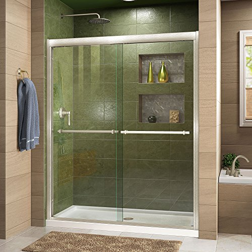 best semi frameless shower doors