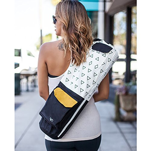 Eco Friendly Yoga Mat Bag | Organic Yoga Bag For Extra Wide Mats