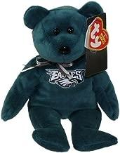 NFL Philadelphia Eagles TY Beanie Baby Teddy Bear Plush 8.5
