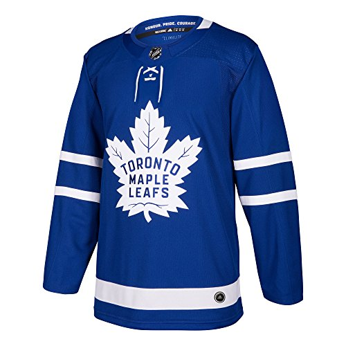 adidas Toronto Maple Leafs NHL Men's Climalite Authentic Team Hockey Jersey