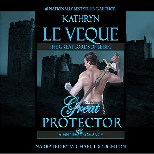 Great Protector audiobook cover art