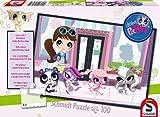 Hasbro: Littlest Pet Shop. Einkaufsbummel. Puzzle