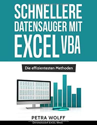 Schnellere Datensauger mit Excel VBA Die effizientesten Methoden zum Screen Scraping Web Scraping product image
