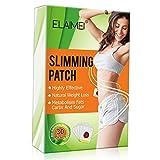 30pcs Abnehmen Patch, Gewichtsverlust Aufkleber, Bauchfett Brenner, Straffen Abnehmen Wonder Patch...