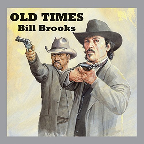Old Times audiobook cover art