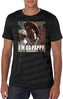 I'm Da Pappy Bernie Mac Father's Day T Shirt Happy Fathers