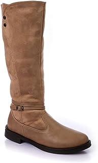 Grinta Women Half Boot - BIGE, 39EU