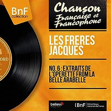 No. 6 : Extraits de l'opérette From La belle Arabelle (feat. André Popp et son orchestre) [Mono Version]