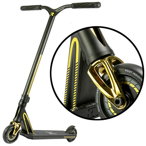 Invictus Complete Scooter (Gold Rush)