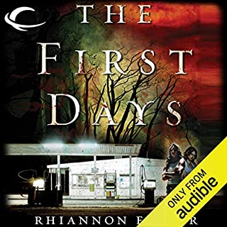 The First Days audiobook cover art