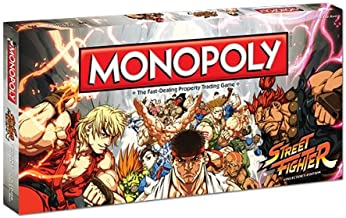 Monopoly: Street Fighter Collectors Edition