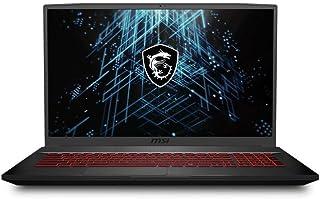CUK GF75 Thin by MSI 17 Inch Gaming Laptop (Intel Core i7, 64GB RAM, 1TB NVMe SSD + 2TB HDD, NVIDIA GeForce RTX 3060 6GB, ...