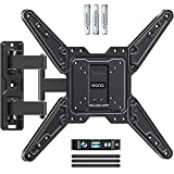 Eono by Amazon - TV Bracket Wall Mount Swivel and Tilt for Most