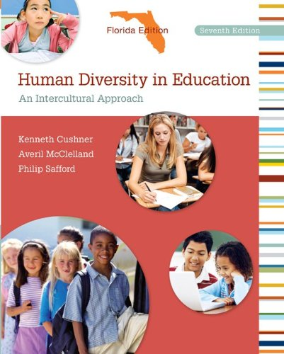 Florida Edition, HUMAN DIVERSITY in EDUCATION